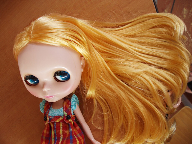 Blythe meet ~ Chun's Lemon Buttercup