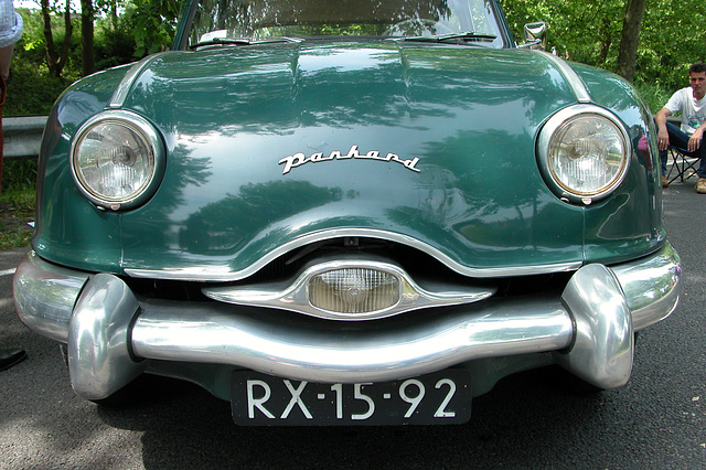National Oldtimer Day in the Netherlands: 1955 Panhard Dyna