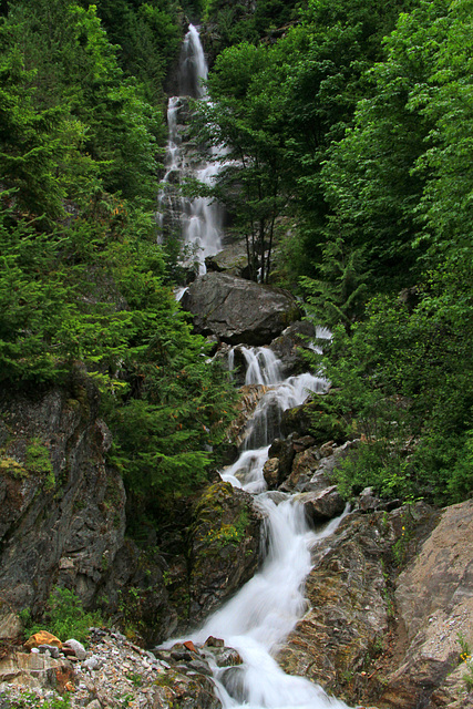 Cascades in the North Cascades