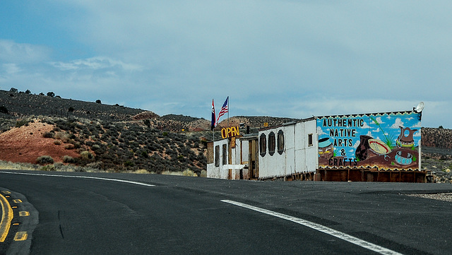 Der Umweg zum Grand Canyon