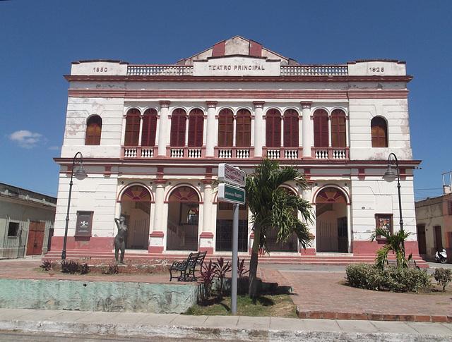Teatro principal 1850 -1926.