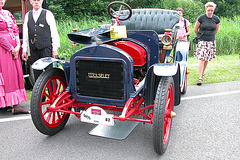 National Oldtimer Day in the Netherlands: 1906 Wolseley S