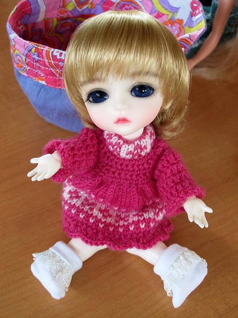Blythe meet ~ Lati Lea