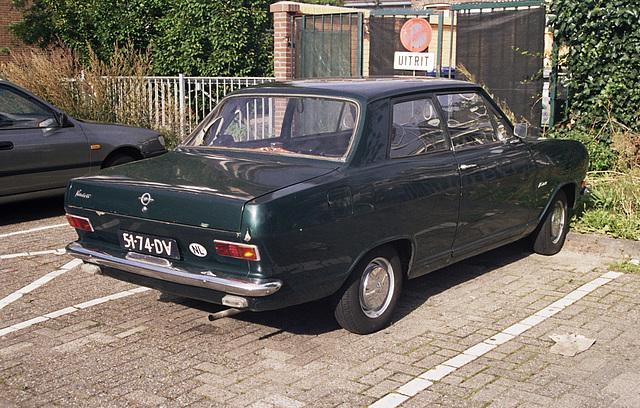 Car spotting: 1967 Opel Kadett