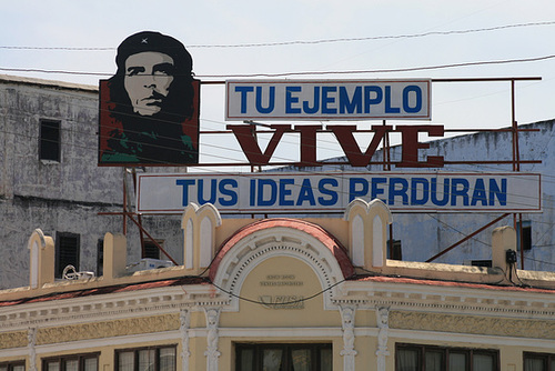 The Ubiquitous Che