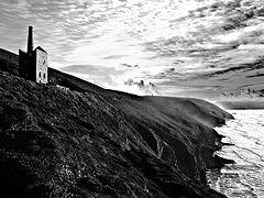 Tin Mine Coast - Wheal Coates, St Agnes