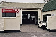 Car spotting: MG Garage