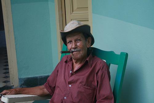 A Typical Cuban