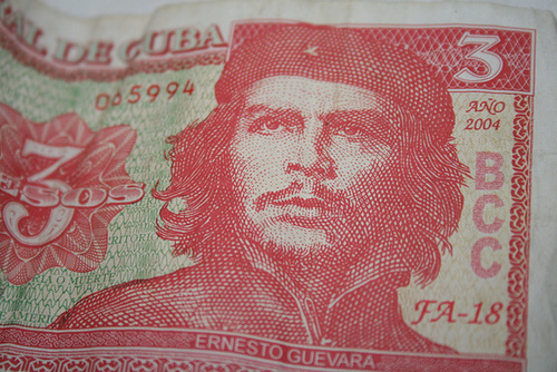 Three Peso Note