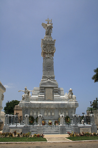 Monument To The Firefighters