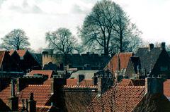 De Burcht in Leiden, the Netherlands