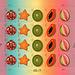USPS fruit stamps