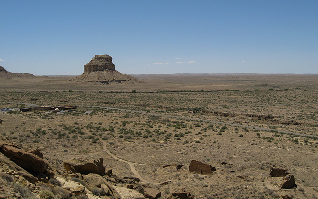 Chaco Cuture National Historical Park (181)