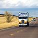 Peterbilt truck in the USA