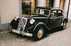 Traction Avant in Zürich