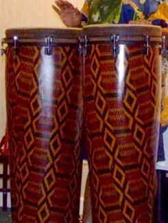 T-Man's Drums..
