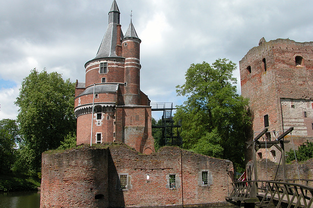 A visit to Wijk bij Duurstede - Castle Duurstede