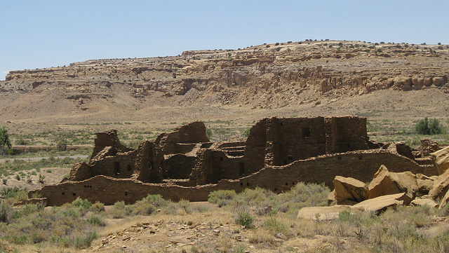 Chaco Culture National Historical Monument (188)