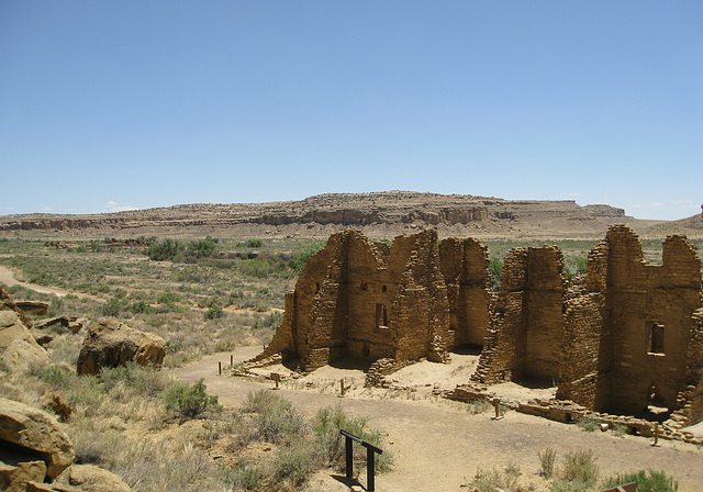 Chaco Culture National Historical Monument (191)