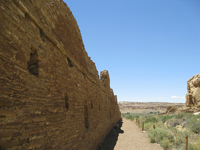 Chaco Culture National Historical Monument 185a