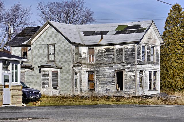 An Abandoned House – Davis, West Virginia