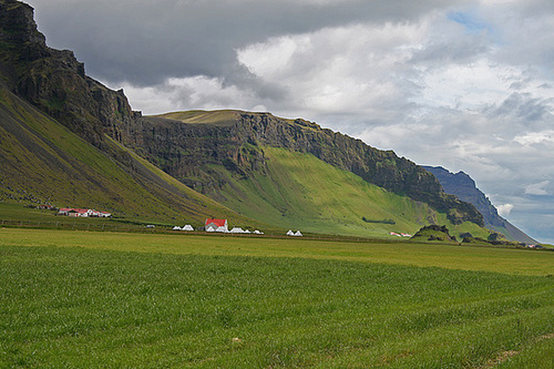 Along route 1, Iceland