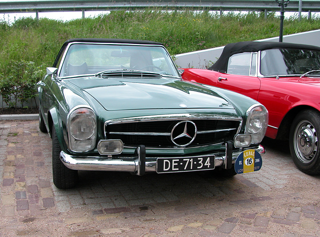 1969 Mercedes-Benz 280 SL Automatic