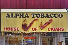 House of Cigars – Denman Street near Robson, Vancouver, British Columbia