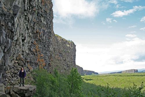 Ásbirgi Canyon - Jökulsárgljúfur National Park