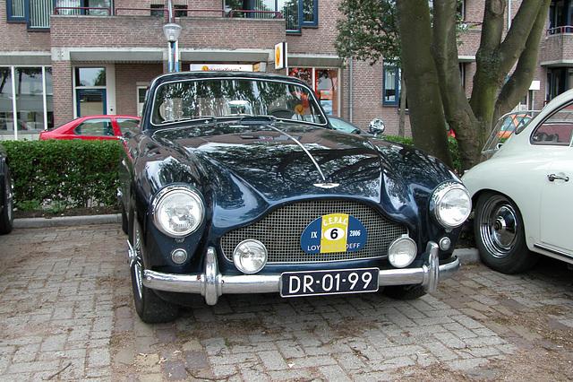 1958 Aston Martin DB 2.4 MK III