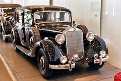 1936 Mercedes-Benz 260D Pullmann