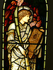 ely cathedral, morris glass