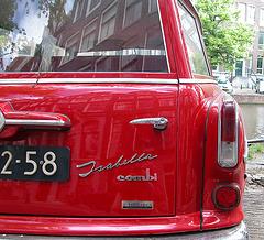 1960 Borgward Isabella Combi