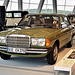 Visiting the Mercedes-Benz Museum: 1982 Mercedes-Benz 240 D