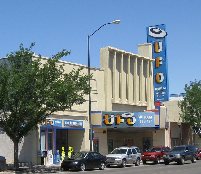 Roswell, NM 2446a