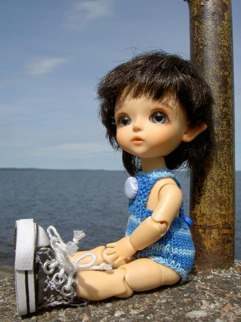 Algol at the lake