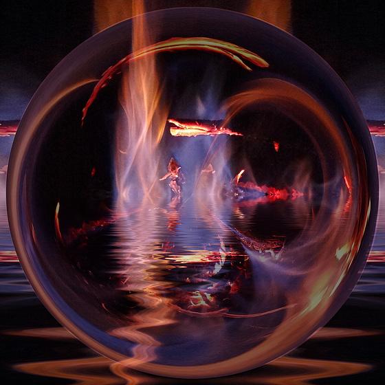 Fire Dragon Dances