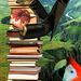 """""""I eat books"""""""