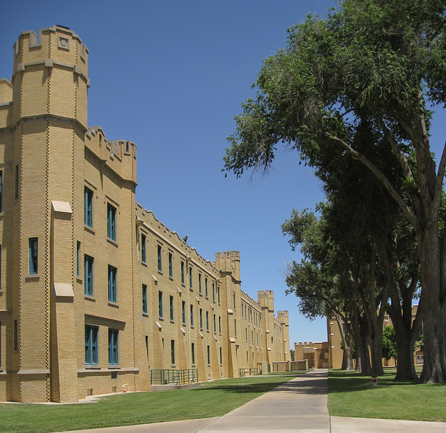 Roswell, New Mexico Military Institute (2449)