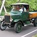 National Oldtimer Day in the Netherlands: 1920 Benz Gaggenau