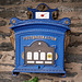 Visiting the Rhine valley in Germany: Letter box in Kaub