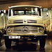Visiting the Mercedes-Benz Museum: 1960 Mercedes-Benz LK 338 dump truck
