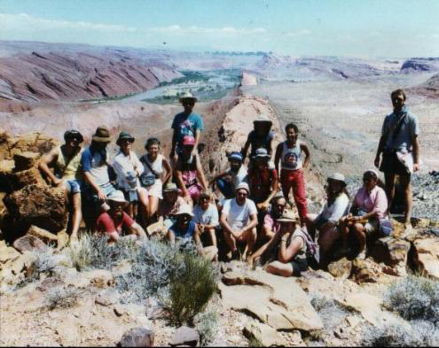 1990 NMT Field Camp
