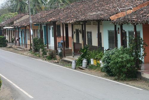Colonial street
