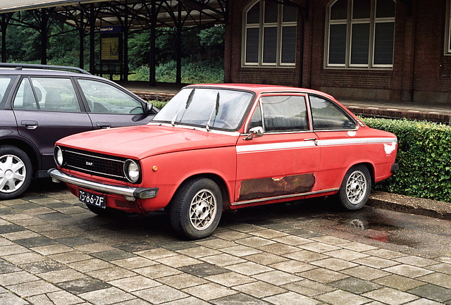 1973 DAF 66 Coupe