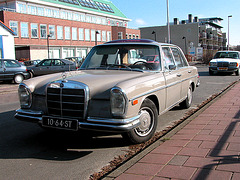 1971 Mercedes-Benz 280 S Automatic