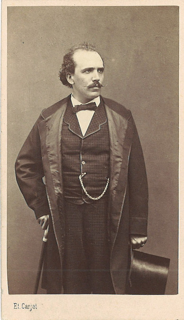 Pierre-Jules Michot by Carjat