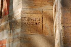D.B.M.S AUG.96