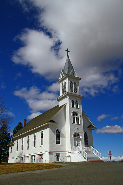 Lutheran Church, Douglas, Washington