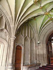 guildhall porch, london